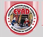 Logo Eyad asbl - la maison de turquie
