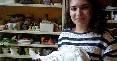 Atelier de céramique - ado